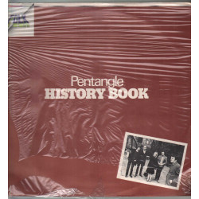 Pentangle Lp Vinile History Book  Transatlantic ORL 8276 Orizzonte Sigillato