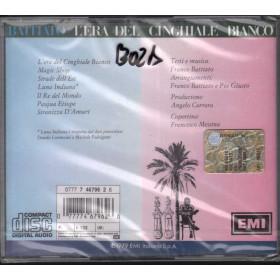 Franco Battiato CD L'Era del Cinghiale Bianco Nuovo Sigillato  0077774679626