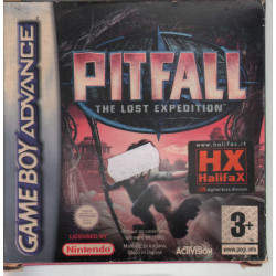 Pitfall The Lost Expedition...
