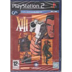 XIII (Tredici) Playstation 2 PS2 Ubi Soft Sigillato