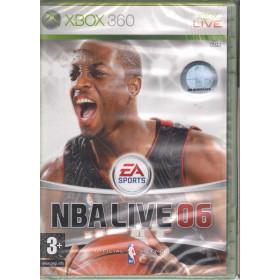 NBA Live 06 Videogioco XBOX 360 EA Sports Sigillato