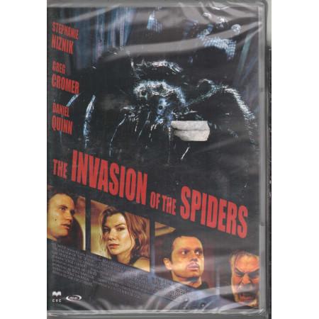 The Invasion Of The Spiders DVD D Quinn R Moll S Niznik Sigillato