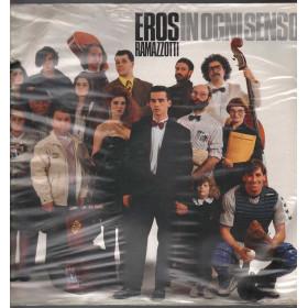 Eros Ramazzotti Lp Vinile In Ogni Senso / DDD 210 654 Sigillato
