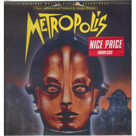 AA.VV. (Freddie Mercury) Lp Vinile Metropolis / CBS 460204 1 Nuovo 5099746020415