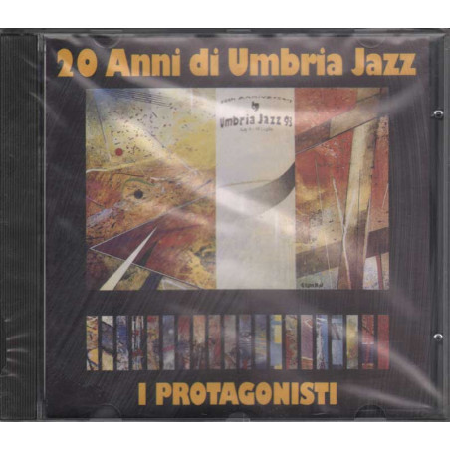 Artisti Vari CD 20 Anni di Umbria jazz Nuovo Sigillato RARO