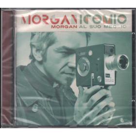 Morgan - CD Morganicomio - Morgan Al Suo Meglio Nuovo Sigillato 0886976581022
