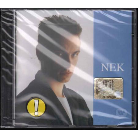 Nek CD Nek (Omonimo / Same) Warner Fonit Sigillato 0639842928229