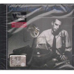 Donald Fagen CD The Nightfly Nuovo Sigillato 0075992369626