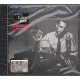 Donald Fagen CD The Nightfly Nuovo Sigillato 0075992369626