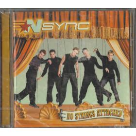 NSYNC CD No Strings...