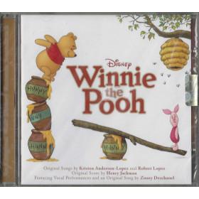Various CD Winnie The Pooh...