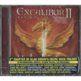 Alan Simon CD Excalibur II...