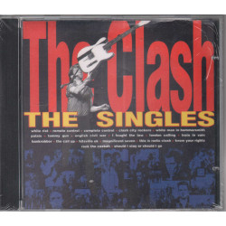 The Clash CD The Singles /...