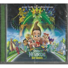 Various CD Jimmy Neutron...