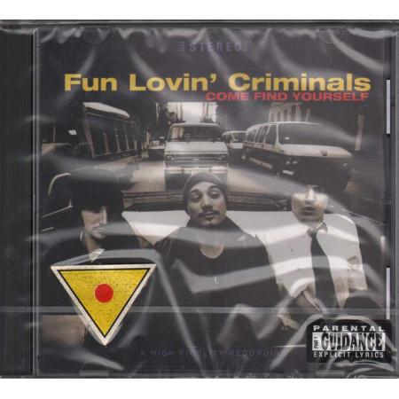 Fun Lovin' Criminals CD Come Find Yourself / EMI Chrysalis Sigillato