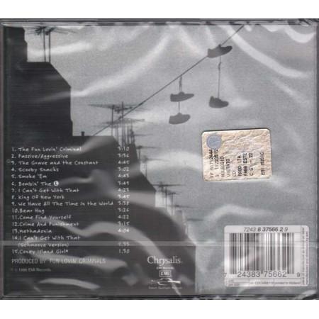Fun Lovin' Criminals CD Come Find Yourself Nuovo Sigillato 0724383756629