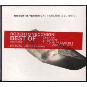 Roberto Vecchioni 2 CD I Colori Del Buio Digipack Nuovo Sigillato 0602527896922