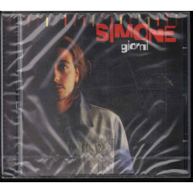 Simone CD Giorni / EMI Bollicine Sigillato 0724357141123