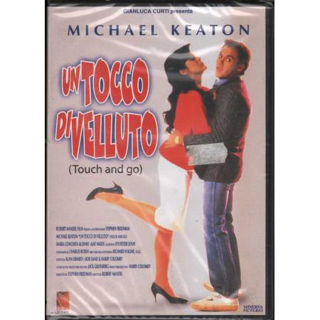 Un Tocco Di Velluto DVD Maria Conchita Alonso / Michael Keaton Minerva Sigillato