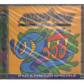 Artisti Vari DOPPIO CD Arezzo wave 2000 Nuovo 5099749881129