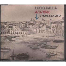 Lucio Dalla CD'S SINGOLO 4/3/1943 / Il Fiume E La Citta' Nuovo 0743216497126
