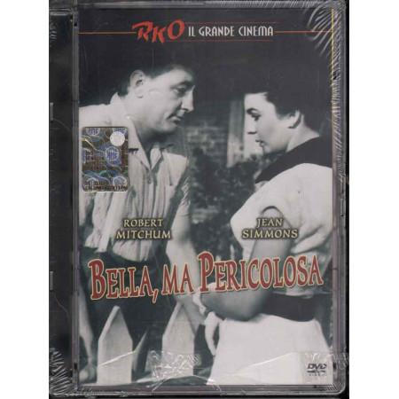Bella Ma Pericolosa DVD Robert Mitchum / Jean Simmons RKO Cristal Box Sigillato