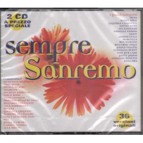 AA.VV. CD Sempre Sanremo / Columbia Sigillato 5099749651425