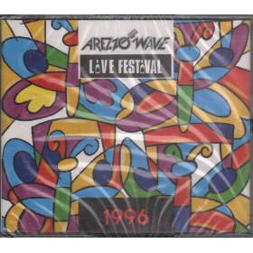 Artisti Vari DOPPIO CD Arezzo wave 1996 Nuovo Sigillato  Fuori Catalogo