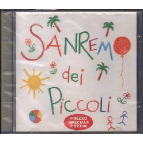 Artisti Vari CD Sanremo dei piccoli Nuovo Sigillato RARO Fuori Catalogo