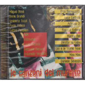 Artisti Vari CD Le canzoni del muretto Nuovo Sigillato Fuori Catalogo