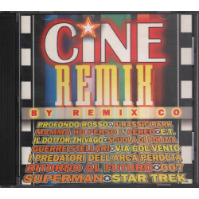AA.VV. CD Cine Remix Nuovo Sony Epic EPC 484 402 2 Nuovo 5099748440228