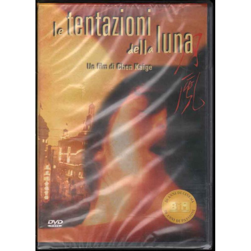 Le Tentazioni Della Luna DVD Leslie Cheung / Gong Li Sigillato 8010312049392