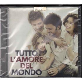 AA.VV.  CD Tutto L'amore Del Mondo OST Original Soundtrack Sig 4029759048923