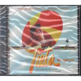 Caetano Veloso CD Tieta Do Brasi OST Original Soundtrack Sigillat 0743214461921