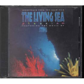 Sting CD The Living Sea OST Soundtrack Sigillato 0731454035026