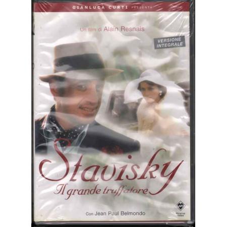 Stavisky - Il Grande Truffatore DVD Jean Paul Belmondo Sigillato 8032706212519