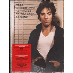 Bruce Springsteen COF.CD+BRD Darkness on the Edge of Town Nuovo 0886977823022