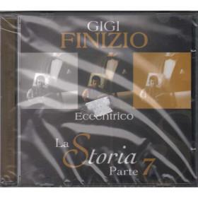 Gigi Finizio CD Eccentrico - La Storia Parte 7 / Zeus Sigillato 8024631800725