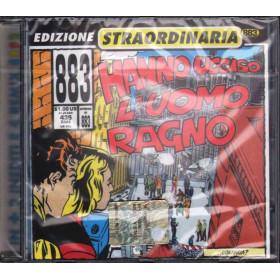 883 Max Pezzali CD Hanno Ucciso L'Uomo Ragno Ediz. Straordinaria Nuovo Sigillato
