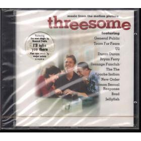 AA.VV.  CD Threesome OST Soundtrack Sigillato 5099747657825