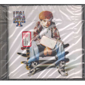 Luca T  CD Luca T (Omonimo)  Nuovo Sigillato 0745099836627