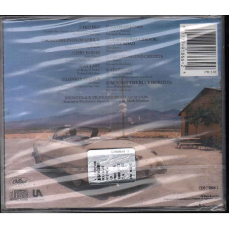 AA.VV. CD  Rain Man OST Soundtrack Sigillato 0077779186624