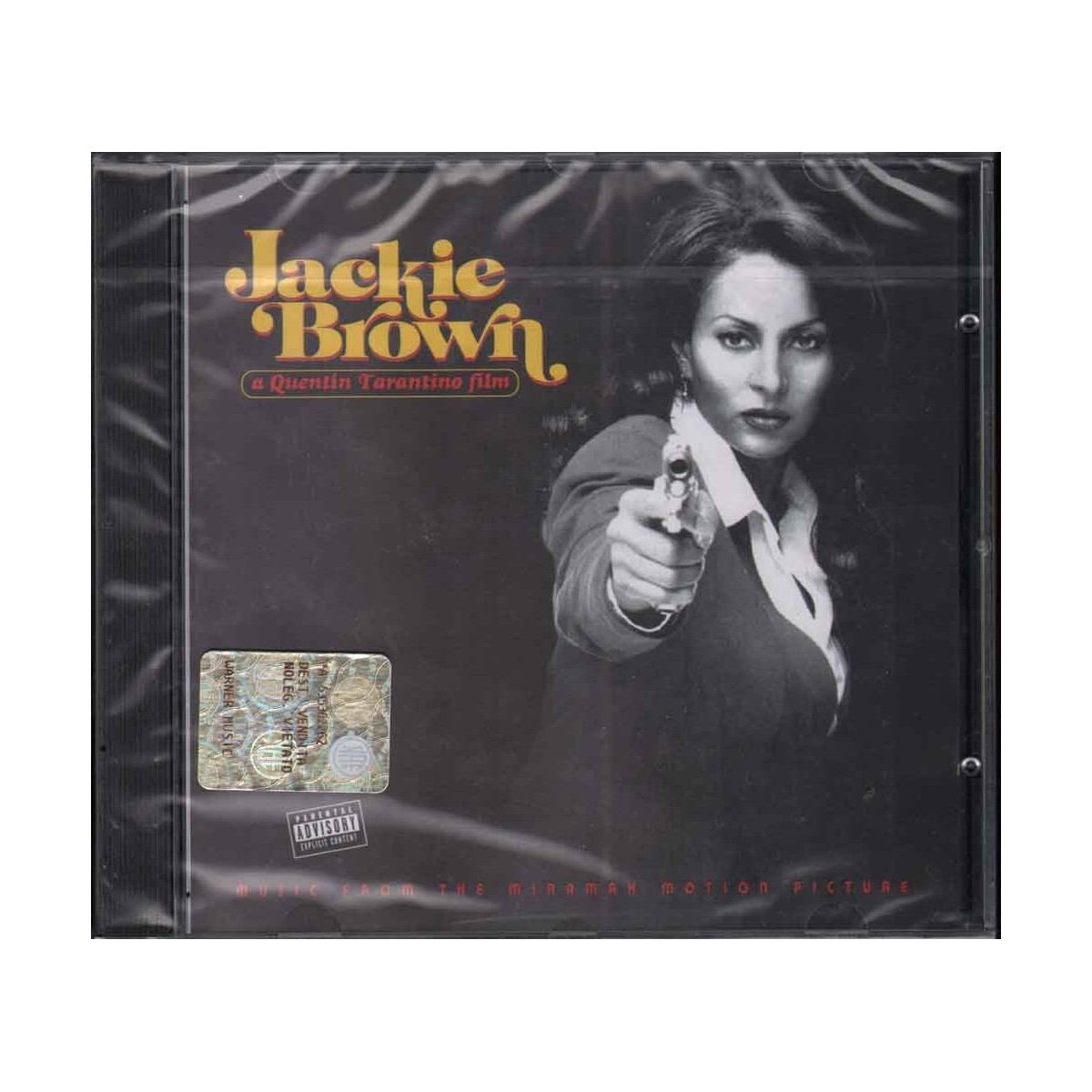 AA.VV. CD Jackie Brown OST Soundtrack Sigillato 0093624684121