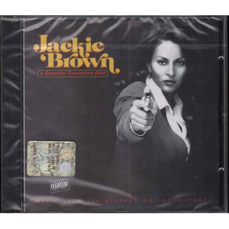 AA.VV. CD  Jackie Brown OST Soundtrack Sigillato 0093624684121