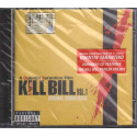 AA.VV. CD Kill Bill Vol.1 OST Soundtrack Sigillato 0093624857020