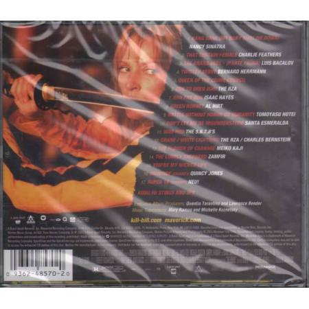 AA.VV. CD  Kill Bill Vol.1 OST Soundtrack Sigillato 0093624857020