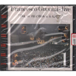 Francesco Guccini CD Fra la via Emilia e il west Vol. 1 Sigillato 0077774635424