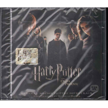 Nicholas Hooper CD Harry Potter And The Order Of The Phoenix OST Sigillato