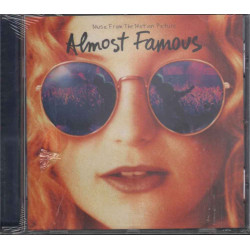 AA.VV. CD Almost Famous OST Soundtrack / DreamWorks 450 279-2 Sigillato