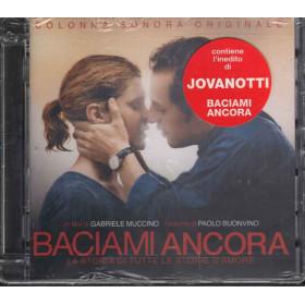AA.VV. CD Baciami Ancora OST Soundtrack / Fadango Sigillato